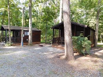 Gettysburg Cabins