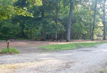 Gettysburg Tent Sites